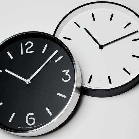 レムノス デザイン 時計 MONO Clock Lemnos