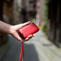 革のiPhoneケース + aiko