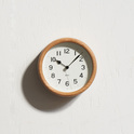 MIKI  ケヤキの時計