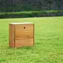 箱スツール(折り畳み式)