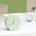 珪藻土の置時計