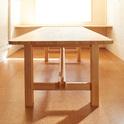 アトリエのテーブル