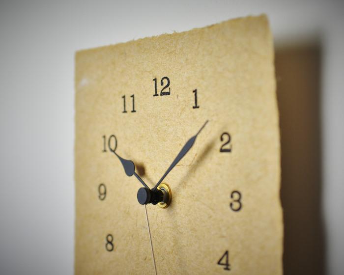 letter press clock 能登 二行和紙 活版印刷 DSC_2656.jpg