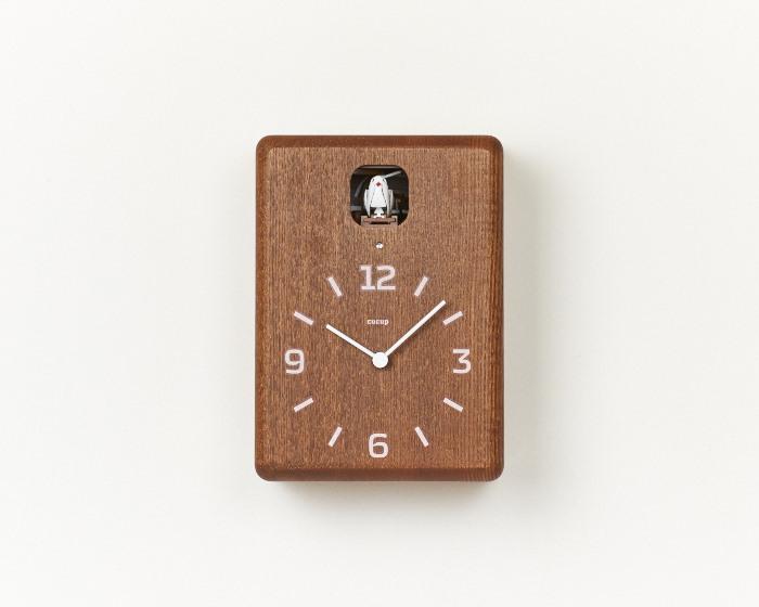 鳩時計 cucup ククップ ブラウン DSC_5030.jpg
